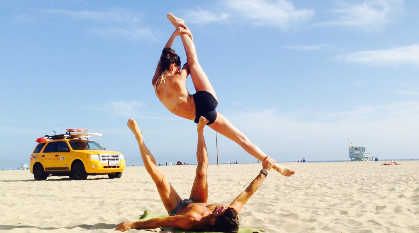 AcroYoga with Chris Filkins