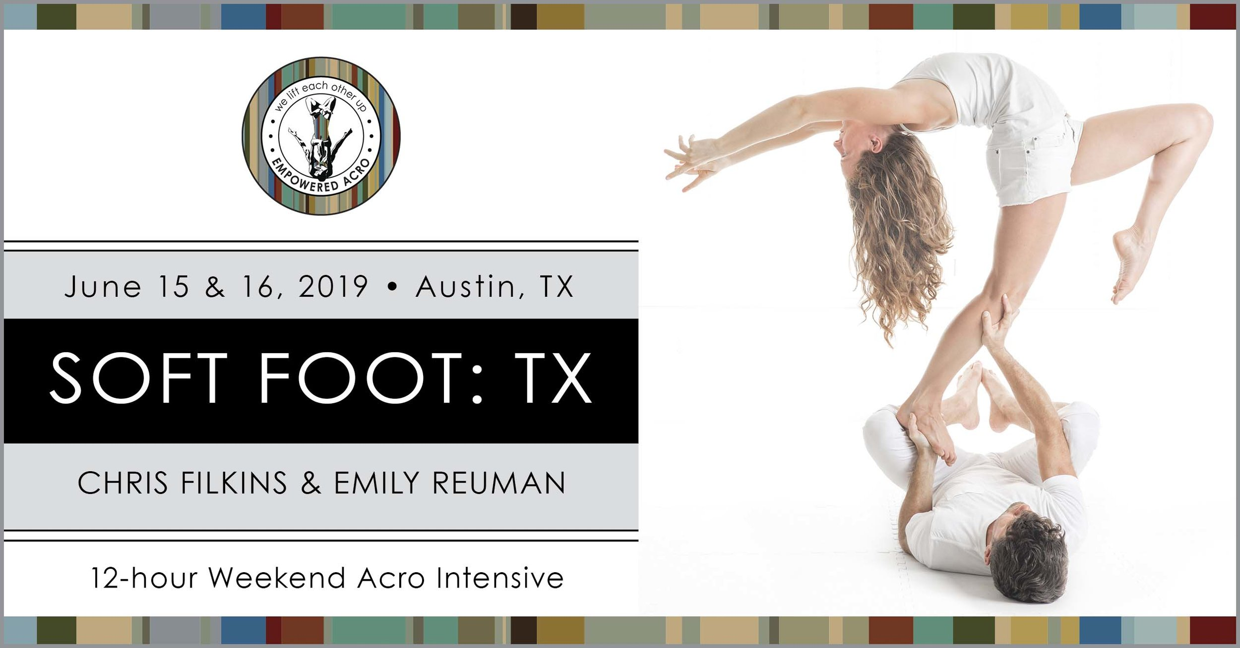 Soft Foot Texas w/ Emily Reuman & Chris Filkins