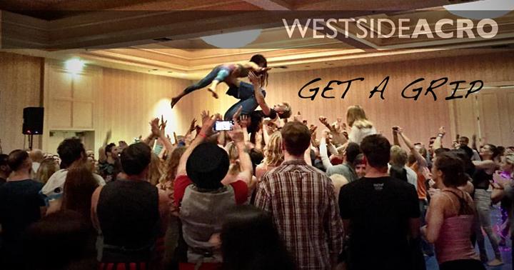 AcroYoga in LA - Get a Grip